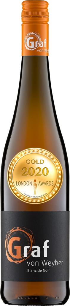 2018 Blanc de Noir was awarded Gold in London Awards 2020, by London Newspaper.