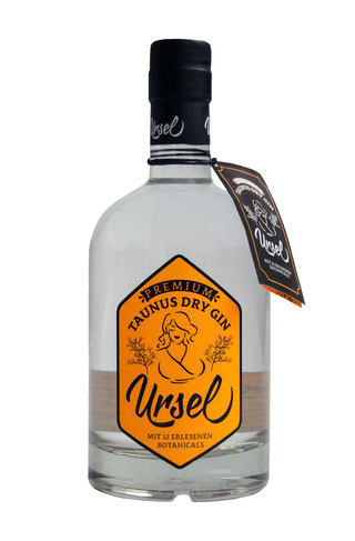 Taunus Dry Gin Ursel Heritage has received a Silver Award in London Awards 2021, awarded by London Newspaper.