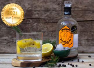 Ursel Premium Gin at London Newspaper