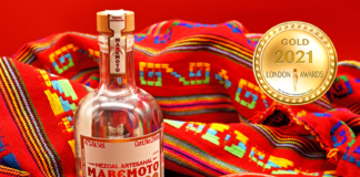 Mezcal Maremoto at London Newspaper