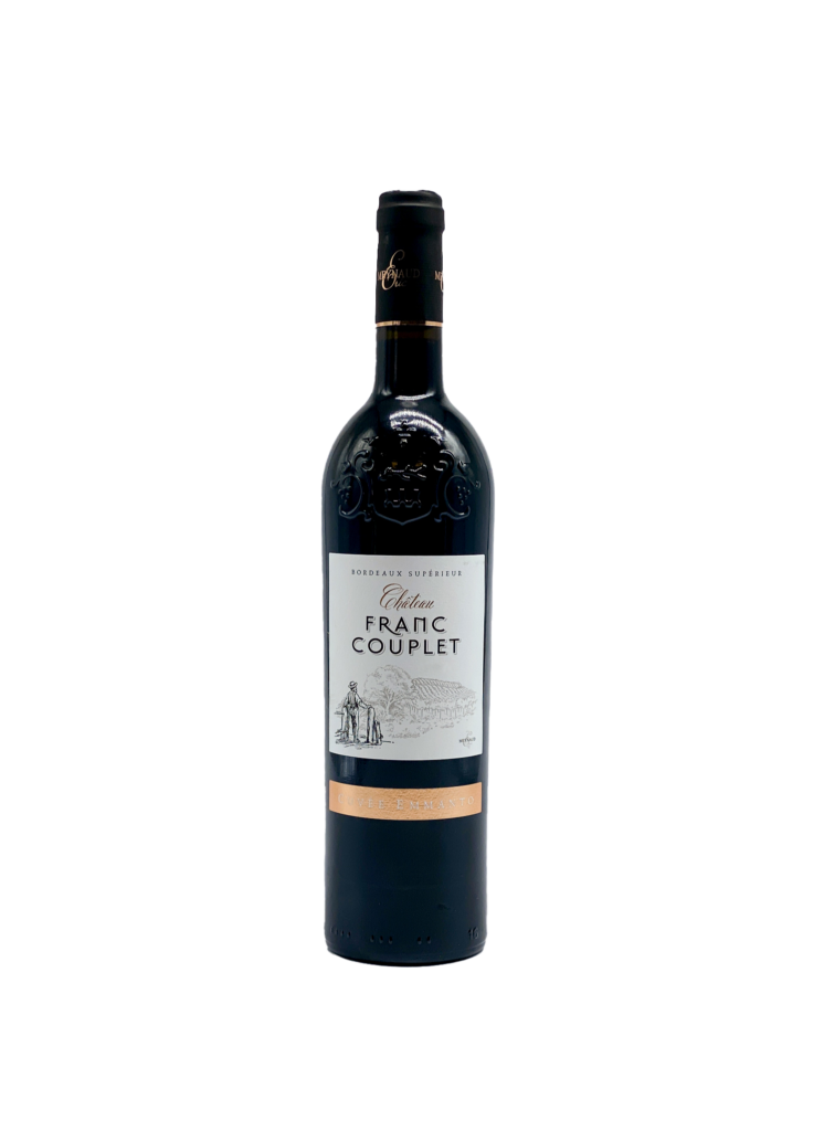 CHATEAU FRANC COUPLET CUVEE EMMANTO BORDEAUX SUPERIEUR ROUGE 2016 has received a Silver Award in London Awards 2021, awarded by London-Newspaper.com.