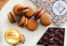 Millesime Chocolat at London Newspaper